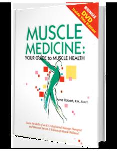 Muscle Medicine by Anne Robert RN, RMT