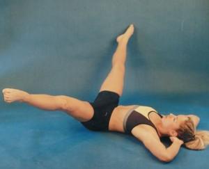 Vital 15 stretches: Michael Colgan.