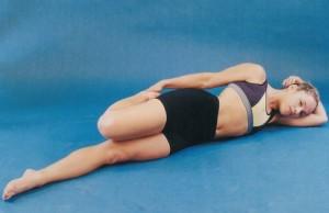 Vital 15 stretches: Dr Michael Colgan.