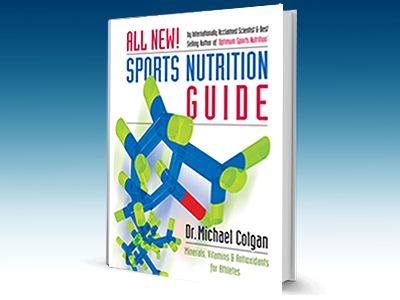 New Sports Nutrition Guide