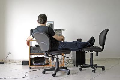Cultural demands lead to poor posture.