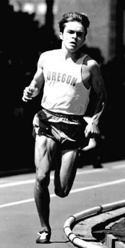 Runner Steve Prefontaine