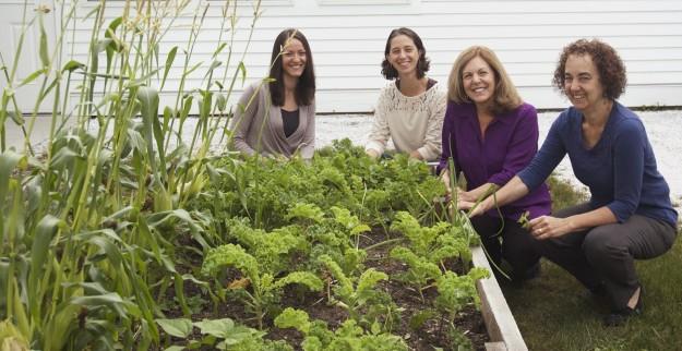 staffers' garden