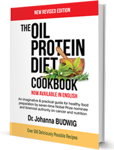 Budwig Oil-Protein Diet: Free Preview