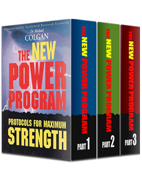 The New Power Program by Dr. Michael Colgan.