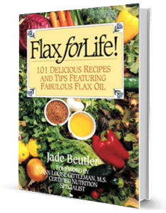 Flax for Life-Jade-Beutler