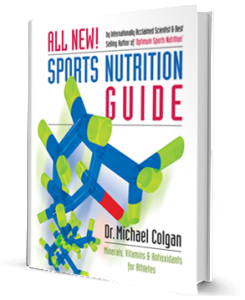 The NEW Sports Nutrition Guide